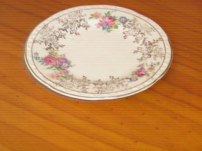 side plate  15 cm  WEATHERBY HANLEY ENGLAND ROYAL FALCON WARE