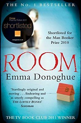 Room by Emma Donoghue New Paperback Book
