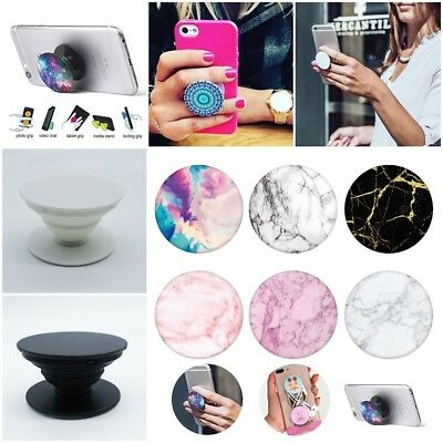 NEW PopSocket Pop Sockets Grip Stand Phones Tablet Holder for iPhone Samsung
