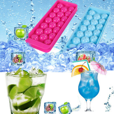 Whiskey Round Ice Ball Cube Tray Maker Mold Sphere Pudding Jelly Chocolate Mould