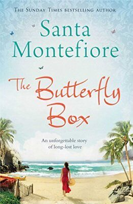 The Butterfly Box by Santa Montefiore New Paperback Book