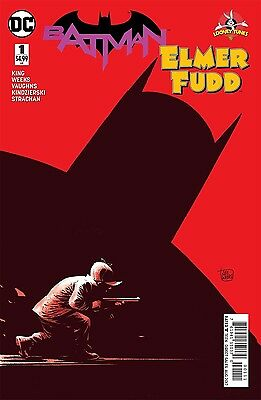 BATMAN/ELMER FUDD Special (2017) - 2nd Print - New Bagged