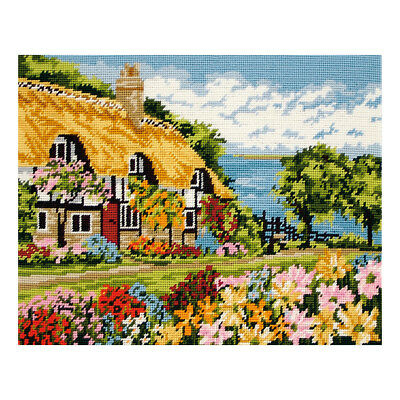 ANCHOR | Tapestry Kit: Seaview Cottage | MR7002