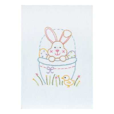 ANCHOR   Embroidery Kit: Easter Bunny Card   RDK43