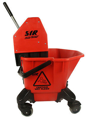 SYR TC20 Mopping Combo Professional System - RED