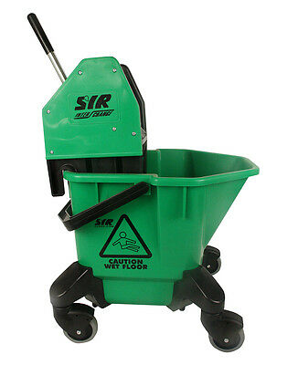 SYR TC20 Mopping Combo Professional System - Green