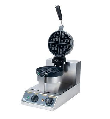 Commercial Electric Buffet Breakfast Diner NonStick Belgian Waffle Maker Machine