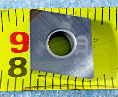 New Diamond General CNMA 432 Grade T5MH Tipped CBN Insert for Hardened Material