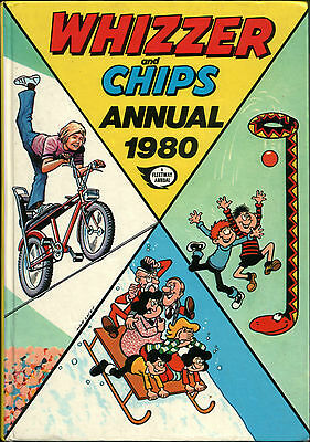 Whizzer and Chips Annual 1980 - A Fleetway Annual