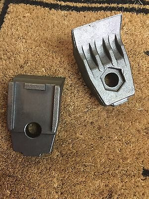 Replacement Forestry Mulching Tooth  -  Fitting Gyro-Trac and Denis Cimaf Forest