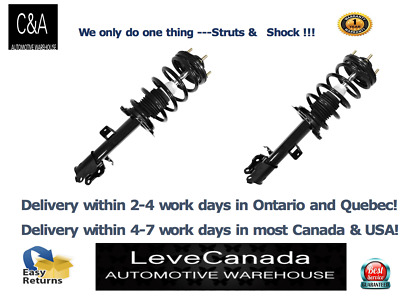 2001-12 Ford Escape (2) Front Quick Complete Strut & Coil Spring Assembly
