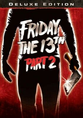 Friday The 13Th Part 2 [New DVD] Deluxe Edition, Dolby, Dubbed, Subtitled, Wid
