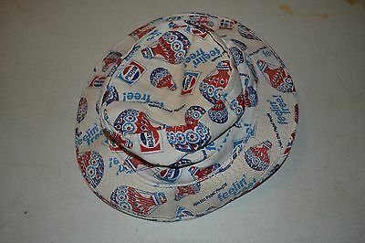 Vintage Pepsi Advertising Hat