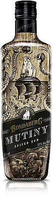Bundaberg Rum Mutiny 700mL Old Label