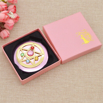 Sailor Moon Etoile Miroir de Maquillage Cosmétique Anime Fans Gift Makeup Mirror