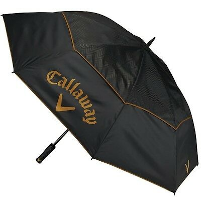 Callaway Uptown - Golf Umbrella Black/Brown