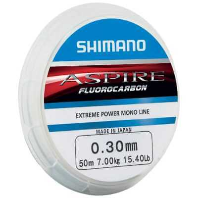 Shimano Aspire Fluorocarbon Hooklength
