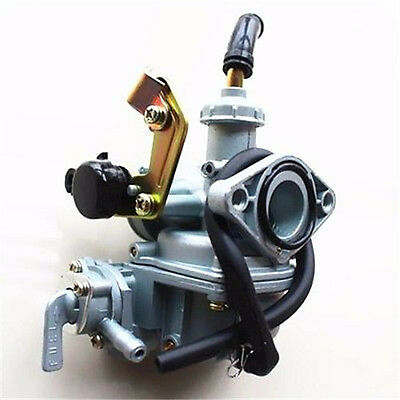 19mm Cable Choke Carburetor Carb 50-125cc ATV Quad 4 Strock Engine Pit Dirt Bike