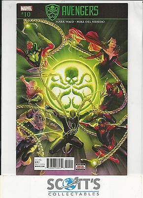 Avengers  #10 New  (Bagged & Boarded)