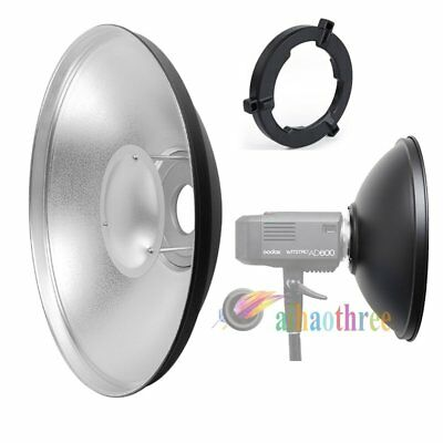 Godox 42cm Beauty Dish Godox&Bowens Mount For AD600 AD600B AD600BM AD600M Flash