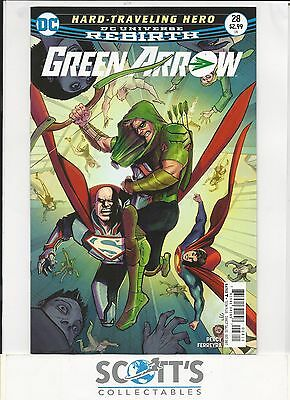 Green Arrow  #28  New  (Bagged & Boarded)