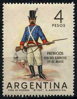 Argentina 1964 SG#1112 Army Day MNH #D33038