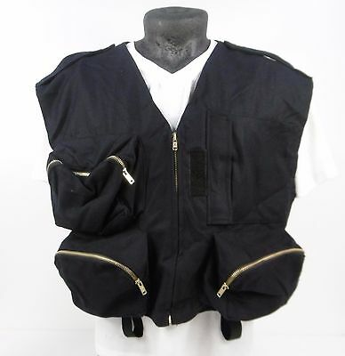Deenside Flame Resistant First Aid Medic Paramedic Chest Equipment Vest H4 SB85