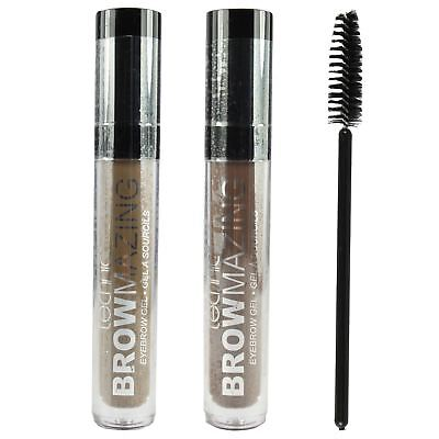 Technic Brow Mazing Eyebrow Liner Gel Fast Drying Water Resistant Workout Proof