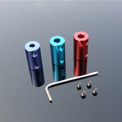 Flexible Shaft Coupling Rigid For CNC Motor Coupler Connector 2mm to 10mm