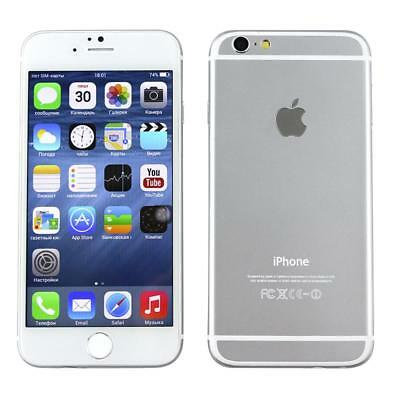 Apple iPhone 6 - 16GB - Silver (Unlocked) A1549 (GSM)