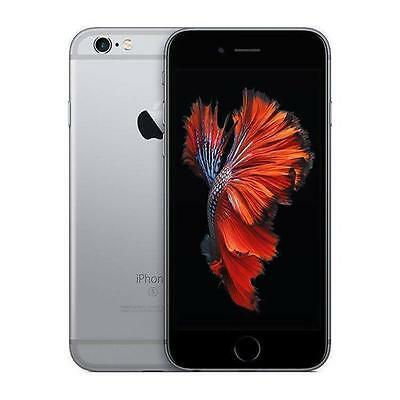 Apple iPhone 6s - 128GB - Space Gray (Unlocked) A1688 (GSM) (MKR72LL/A)