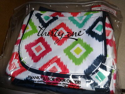 ThirtyOne Thirty-One 31 Gifts 31 Going Places Thermal BRAND NEW Candy Corners
