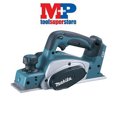 Makita Dkp180Z 18 Volt Lithium Ion Cordless 82Mm Planer (Bare Unit)