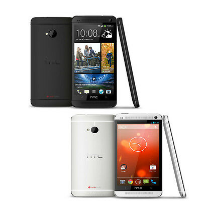 HTC One M7 32GB (AT&T- Unlocked) 4G LTE GSM Mobile Phone - LN