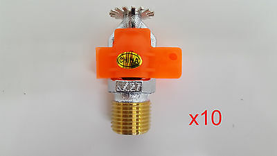 10 New Victaulic S271BCQ420 Sprinkler Head V2708 Pendent Pendant Quick Response