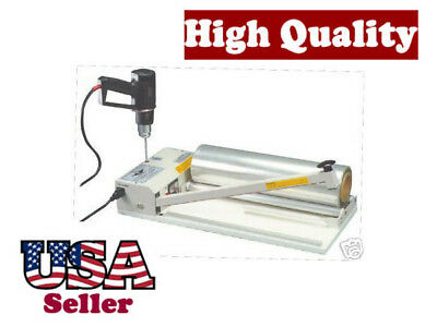 "18"" I - Bar System with Shrink Heat Gun, Sealer, Film, Round Wire Seal + Cut Bag"