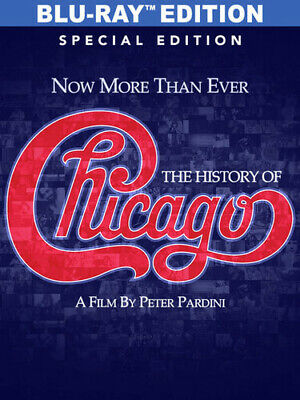 Now More Than Ever: The History Of Chicago Blu-ray