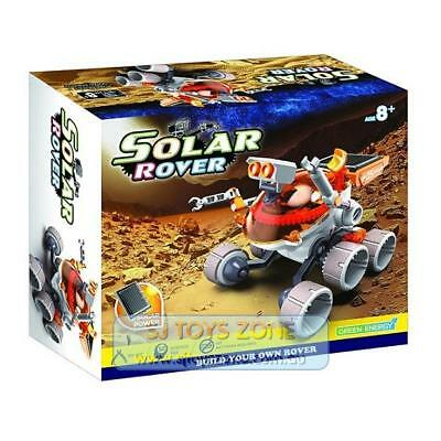 4M Solar Rover Set - Build Your Own Rover Solar Vehicle Science Toy for Kids
