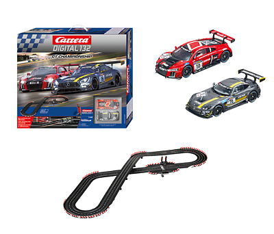 Carrera Digital 132 GT Championship Set Wireless CAR-30188 Brand New Set