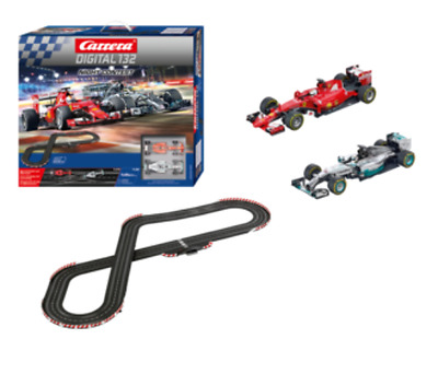 Carrera Digital 132 Night Contest Set CAR-30189 Brand New Slot Car Set