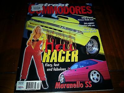 Street Commodores Magazine March 2001