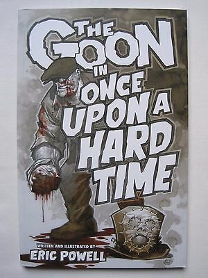 The Goon in Once upon a Hard Time by Eric Powell (pbk)