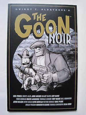 The Goon: Noir by Various (pbk)