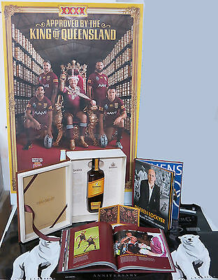 Bundaberg Rum Darren Lockyer 100 Great Qld Sporting Moments Man Cave Pack
