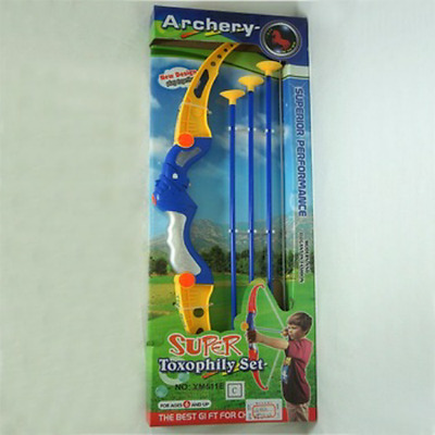 Archery Toy Super Toxophily Set The Best Gift For Children 6 & Up