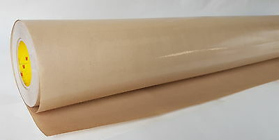 Silicone Release Paper 100gsm Brown 1,040mm x 100m - Adhesive Backing Paper