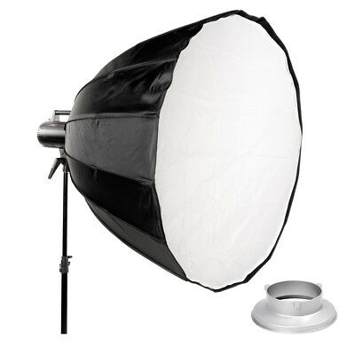 Deep Para 90cm Easy-Open Parabolic Softbox Bowens Fit Focus Control Zeepelin