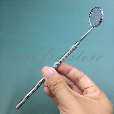 Dental Mirror Dentist Handle Tool for Teeth Mouth Cleaning Inspection 1pc SALE