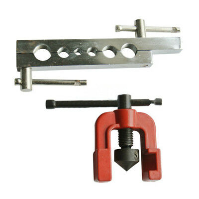 """3/16-5/8"""" Copper Pipe Manual Tube Expander For Air Conditioner Installation Tool"""