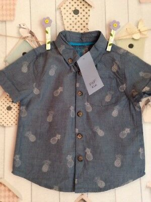 NEW ITEM Boy's Shirt Age 18-24 Months